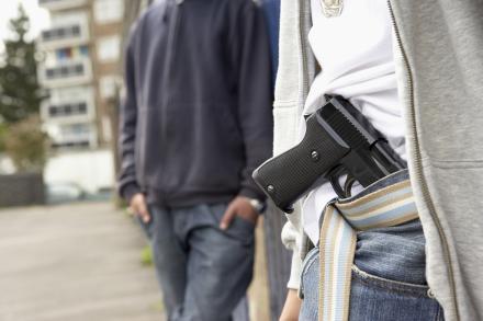 Teen Gun 14